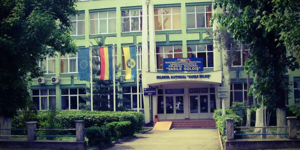Colegiul Național Vasile Goldiș Arad